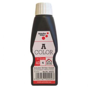 Schuller A-COLOR szintetikus, szerves színező, 40 ml, fekete termék fő termékképe