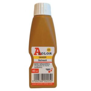 Schuller A-COLOR szintetikus, szerves színező, 40 ml, okker termék fő termékképe