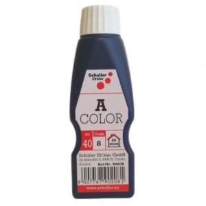 Schuller A-COLOR szintetikus, szerves színező, 40 ml, sötétkék termék fő termékképe