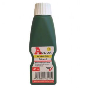 Schuller A-COLOR szintetikus, szerves színező, 40 ml, mohazöld termék fő termékképe