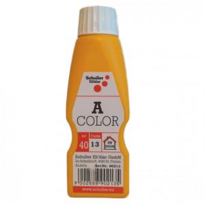Schuller A-COLOR szintetikus, szerves színező, 40 ml, krómsárga termék fő termékképe