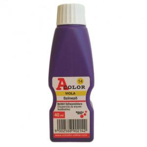 Schuller A-COLOR szintetikus, szerves színező, 40 ml, viola termék fő termékképe
