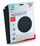 Schuller AQUACUT SET csiszolópapír, 230 x 280 mm, 3db/csomag