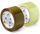 Schuller BOX TAPE erősen ragadó PP csomagolószalag, zajmentes, 48 mm x 66 m