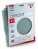 Schuller DRYCUT SET csiszolópapír, 230 x 280 mm, 3db/csomag