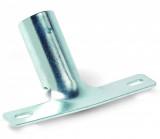 Schuller ESTA nyéltartó, horganyzott acéllemez, Ø24 mm