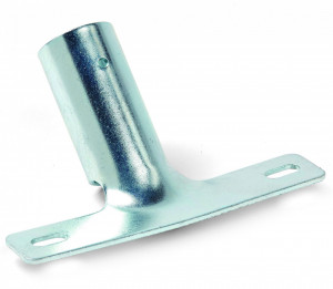 Schuller ESTA nyéltartó, horganyzott acéllemez, Ø24 mm termék fő termékképe