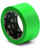 Schuller GREEN MASK UV-álló szövetszalag, zöld, 50 mm x 25 m