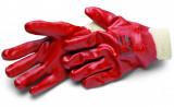 Schuller LABSTAR ipari kesztyű PVC-ből, kötött pánttal, L