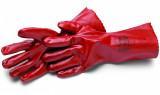 Schuller LABSTAR extra hosszú ipari kesztyű PVC-ből, XXL