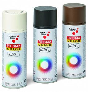 Schuller PRISMA COLOR RAL M matt lakkspray, 400ml termék fő termékképe