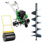 Talajművelő eszközök