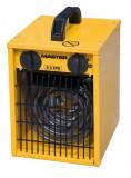 Elektromos hőlégbefúvó 3 kW, 220 V