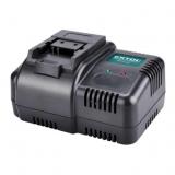 Extol 8791110A 18 V Li-ion akkumulátor töltő