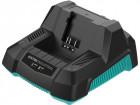 Extol 8795600D 40 V Li-ion akkumulátor töltő