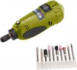 Extol 404121 mini köszörű- és fúrógép (tartozékokkal)