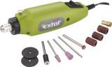 Extol 404120 mini köszörű- és fúrógép (tartozékokkal)