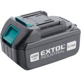 Extol 8791115B 18 V 4.0 Ah Li-ion akkumulátor