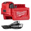 Milwaukee ONE-KEY™ 18V-os Li-ion akkus adapterek