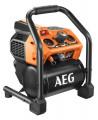 AEG 18 V -os Li-ion akkus kompresszorok