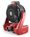 Flex 18 V -os Li-ion akkus ventilátorok