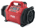 Flex 18 V -os Li-ion akkus kompresszorok