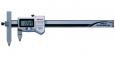 Eltoltpofás digitális központmérő tolómérők