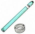 Gyémánt fúrókorona felújítás 10-40 mm átmérőig gyűrűszegmenssel