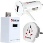 Akciós Skross töltők, adapterek, power bankok