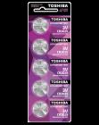 TOSHIBA alkáli gombelemek