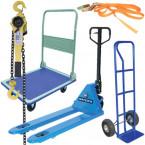 Matlock anyag- és árumozgató eszközök