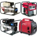 Akciós áramfejlesztők (Honda, Kohler, Deutz, Lombardini motorral)