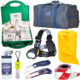 Portwest egyéb munkavédelmi eszközök (elsősegély dobozok, táskák, jelzőszalagok, stb.)