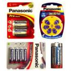 Alkáli és lítium elemek, gombelemek, ipari elemek (Panasonic, Maxell, Tadiran...