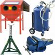 Torin Big Red, Laser Tools, Welzh Werkzeug, BGS és egyéb garázsipari felszerelések