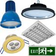 Akciós Elmark munkahelyi világítás, ipari LED lámpatestek