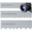 2480 x 20 x 0.9 mm fűrészszalagok videóval