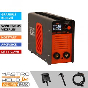 Mastroweld Basic MMA-160 I hegesztő inverter - Basic termék fő termékképe