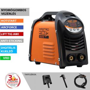 Mastroweld IGBT-200 Evolution hegesztő inverter termék fő termékképe
