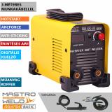 Mastroweld Basic MINI-ARC 205 hegesztő inverter - Basic