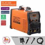 Mastroweld WSM-250 F DC AWI hegesztő inverter