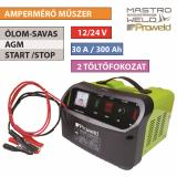 Mastroweld-Proweld DFC-30 P MW-ProW akkutöltő