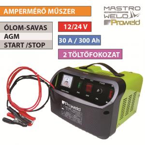 Mastroweld-Proweld DFC-30 P MW-ProW akkutöltő termék fő termékképe