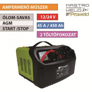 Mastroweld-Proweld DFC-50 P MW-ProW akkutöltő termék fő termékképe