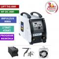 GYS TIG 300 DC HF - WL Pack hegesztő inverter vízhűtővel