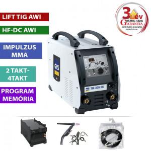 GYS TIG 300 DC HF - WL Pack hegesztő inverter vízhűtővel termék fő termékképe