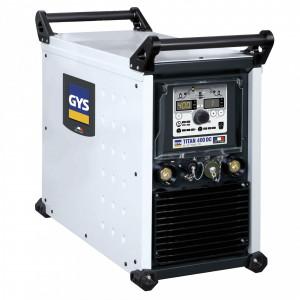 GYS TIG TITAN 400 DC WL Pack hegesztő inverter vízhűtővel, kocsival termék fő termékképe
