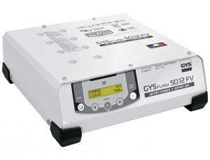 GYSFLASH 50.12 HF-FV inverteres akkumulátor töltő termék fő termékképe