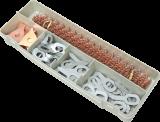 GYS Kihúzató készlet acél karosszériához
