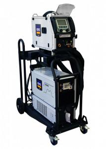 """GYS NEOPULSE 400G W1 STEEL PACK multifunkciós fogyóelektródás """"CO"""" gép termék fő termékképe"""